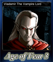 Vladamir The Vampire Lord