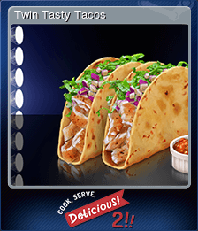 Twin Tasty Tacos