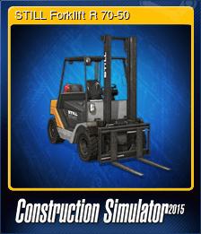 STILL Forklift R 70-50