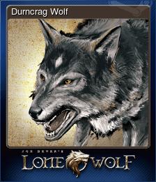Durncrag Wolf