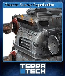Galactic Survey Organisation