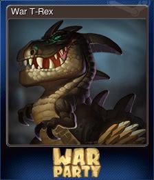 War T-Rex