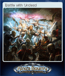 Battle with Undead