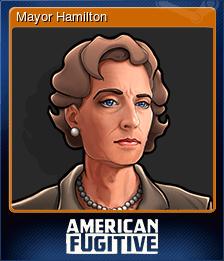 Mayor Hamilton