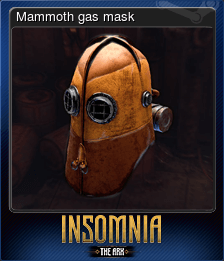 Mammoth gas mask