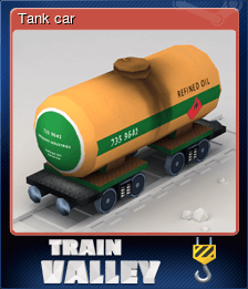 Tank car