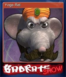 Yoga Rat