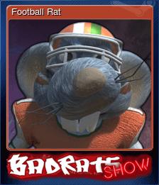 Football Rat