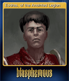 Esdras, of the Anointed Legion