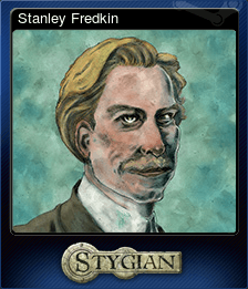 Stanley Fredkin
