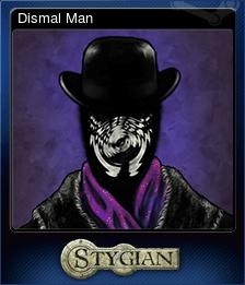 Dismal Man