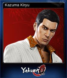 Kazuma Kiryu
