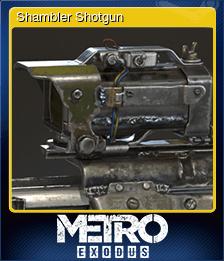 Shambler Shotgun