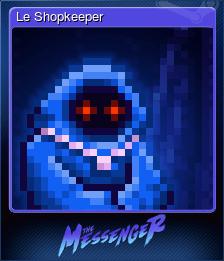Le Shopkeeper