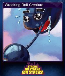 Wrecking Ball Creature