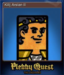 Kilij Arslan II