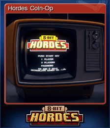 Hordes Coin-Op