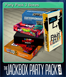 Party Pack 3 Boxes