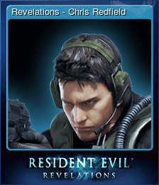 Revelations - Chris Redfield