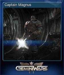 Captain Magnus