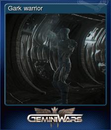 Gark warrior
