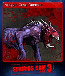 Aurigan Cave Daemon