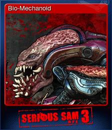 Bio-Mechanoid