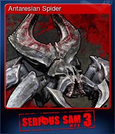 Antaresian Spider
