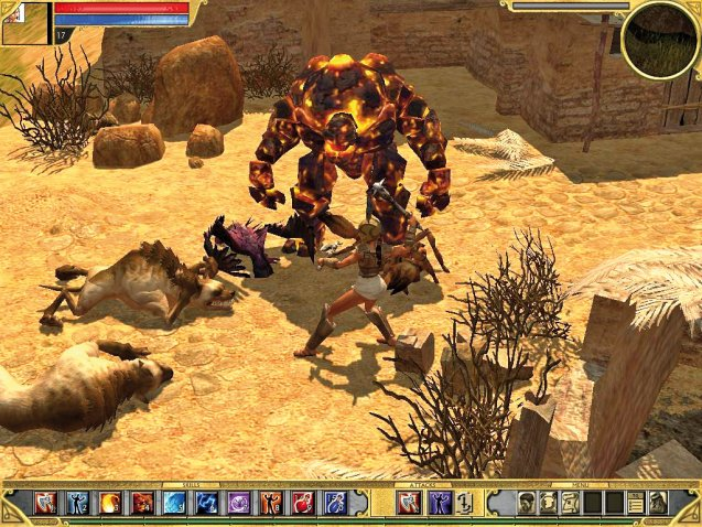 how to add items with titan quest vault