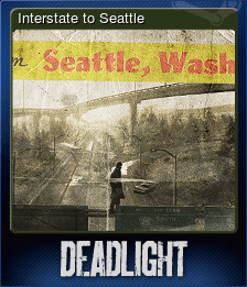 Interstate to Seattle