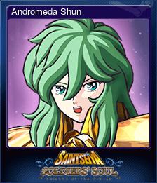 Andromeda Shun
