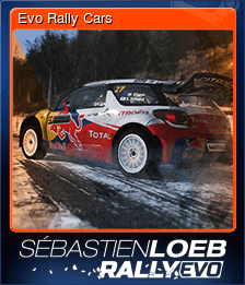 Evo Rally Cars